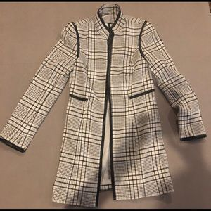 Outerwear dress jacket